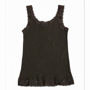 ❤️4 for $20❤️ Uniqlo Women's Lace Tank Top